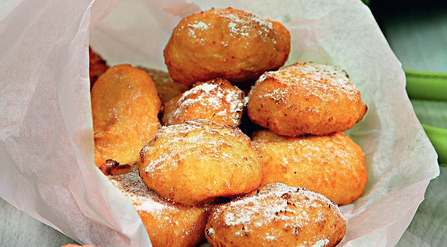 Рецепт Дрожжевые пончики суфганийот