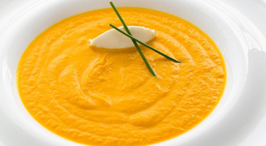Суп с имбирем рецепт
