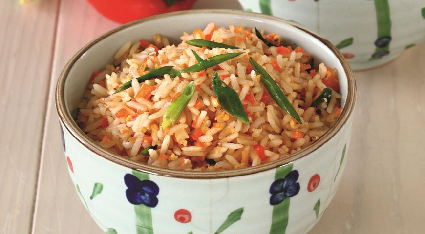 Рецепт Китайский рис