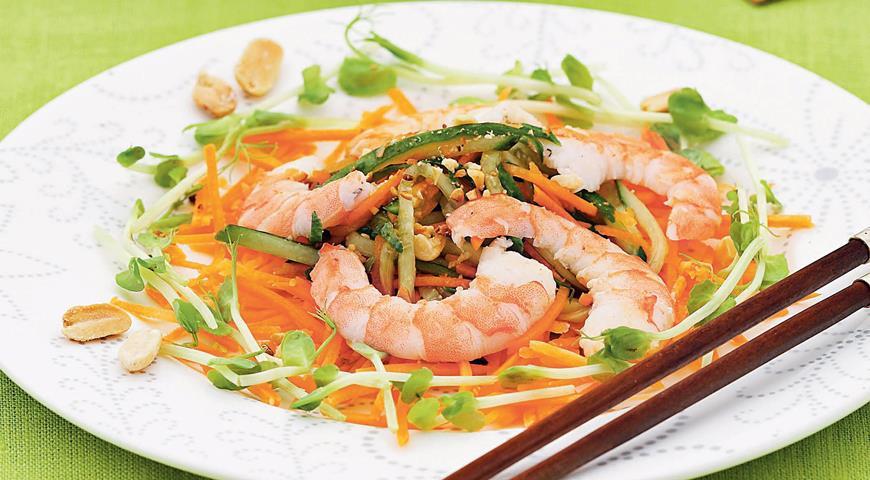 Рецепт Холодный китайский салат
