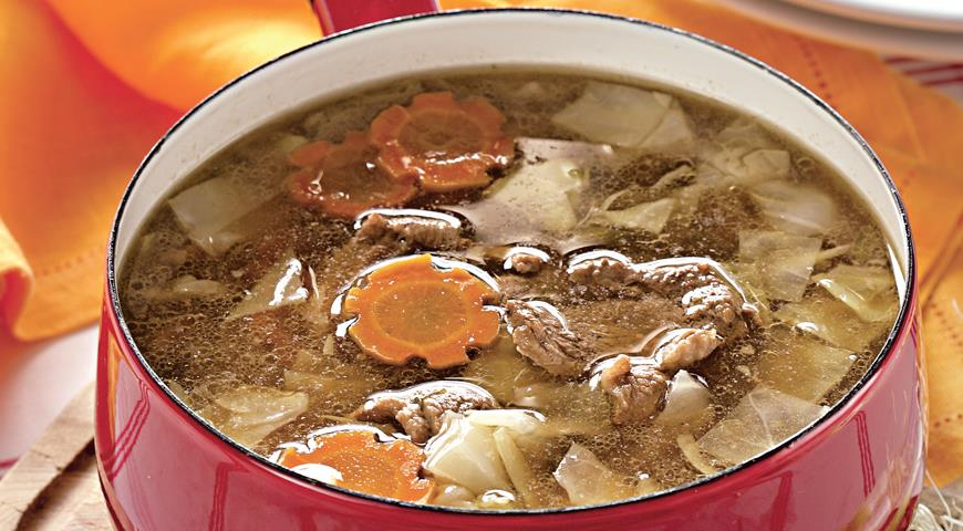 Рецепт Оританг, корейский суп из утки