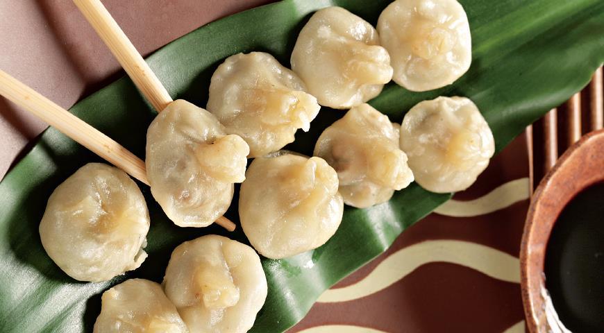 Рецепт Китайские пельмени