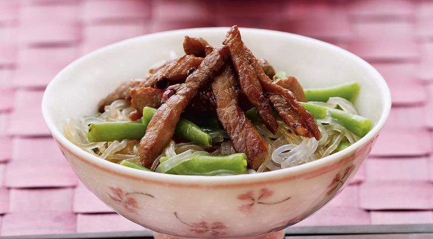 Рецепт Пекинский летний салат