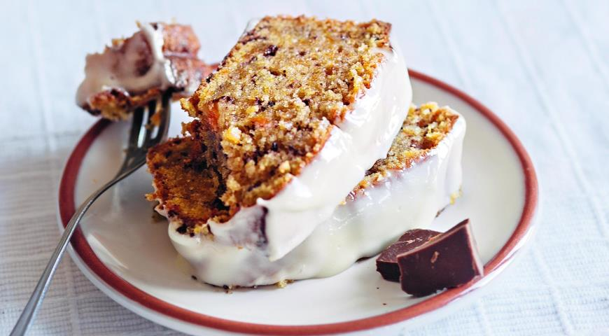Рецепт Тыквенный хлеб с шоколадом