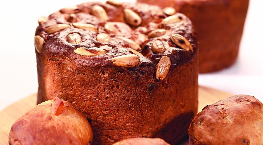Рецепт Коломбо, итальянский пасхальный кекс