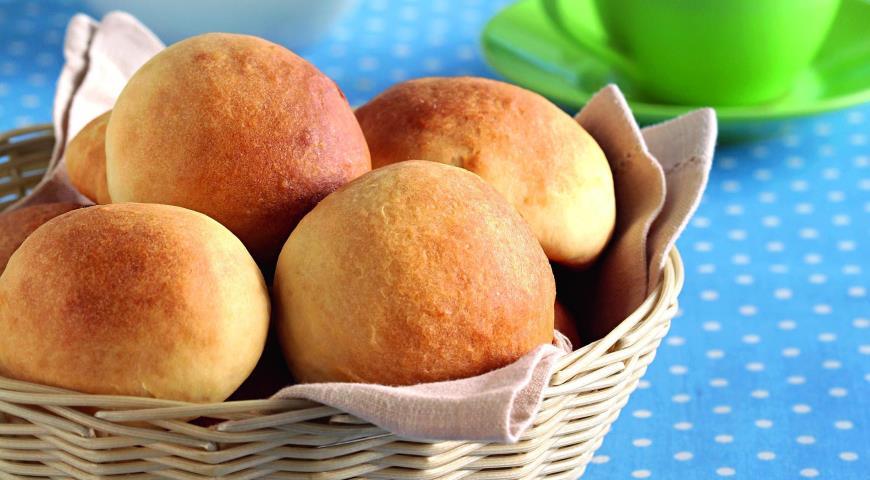 Рецепт Медовые булочки за 30 минут