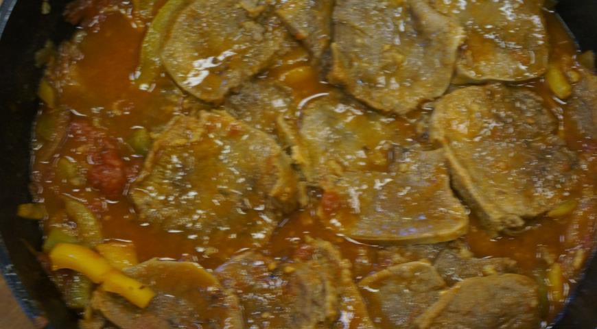Блюда из языка говяжьего рецепты с пошагово