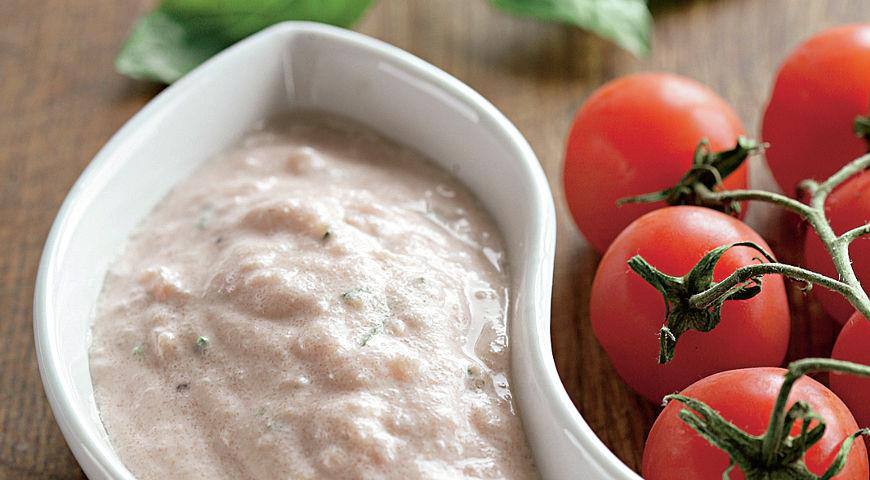 Рецепт Соус из свежих помидоров