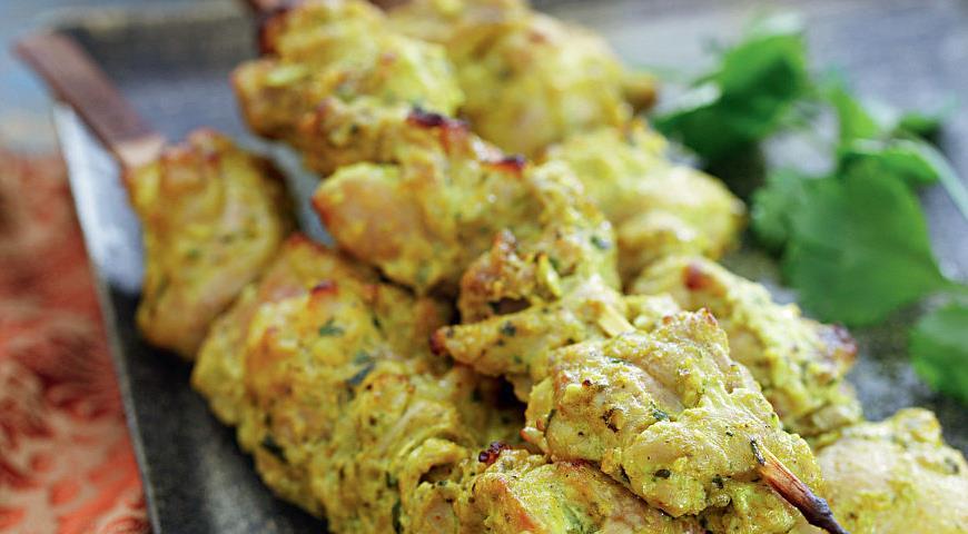 Рецепт Тикка масала из курицы