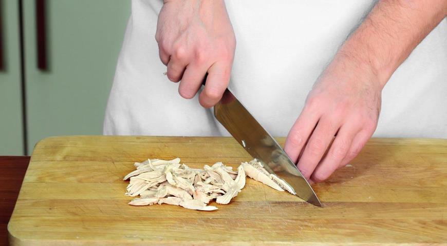 Фото приготовления рецепта: Рассольник ленинградский, шаг №6