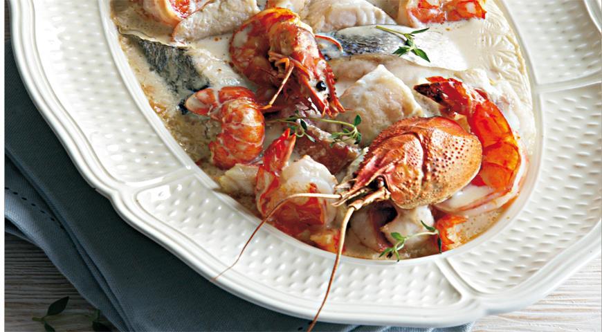 Рецепт Гратан по-средиземноморски