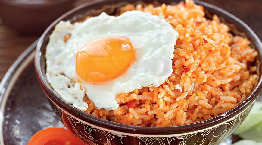 Рецепт Нази горенг, жареный рис
