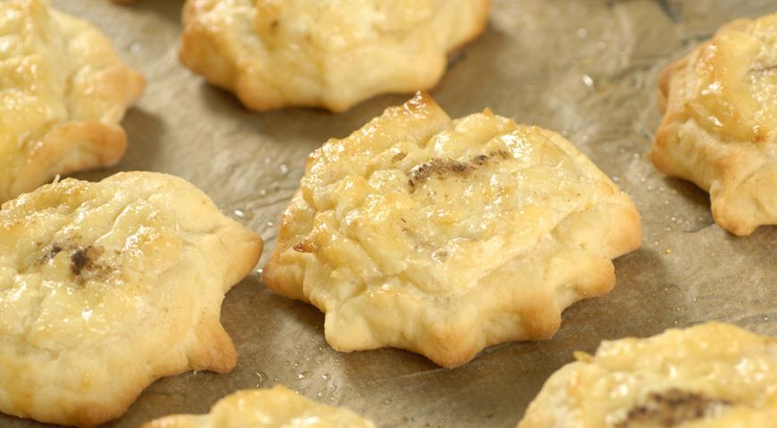 Рецепт Калицуния, греческие пирожки к пасхе
