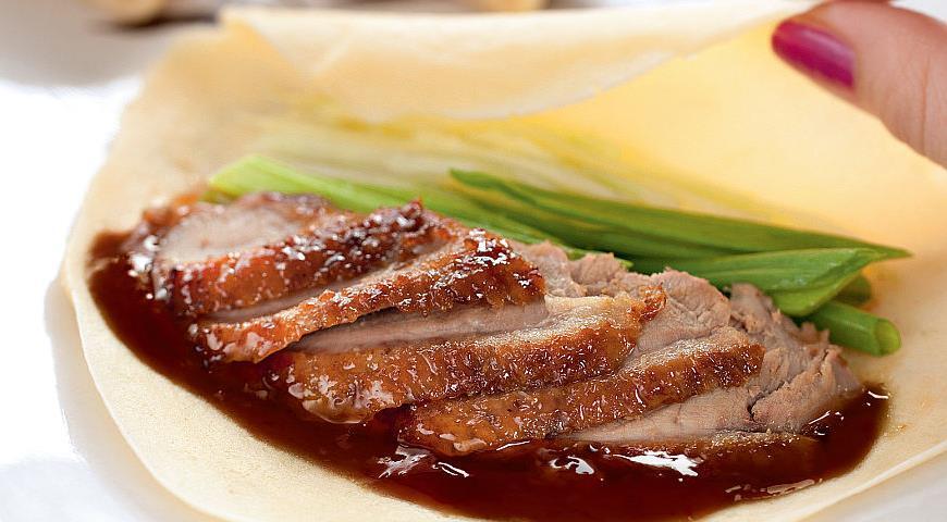 Рецепт Утка по-пекински