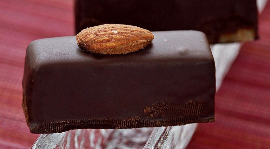 Рецепт Марципан в шоколаде