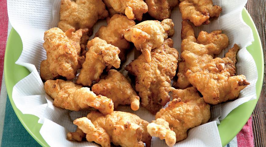 Рецепт Курица с миндалем