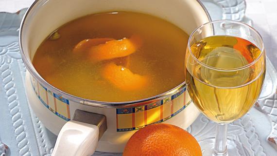 Бульон для сладких супов