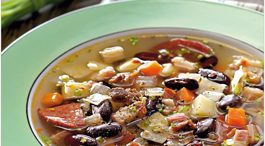 Суп из камней, пошаговый рецепт с фото