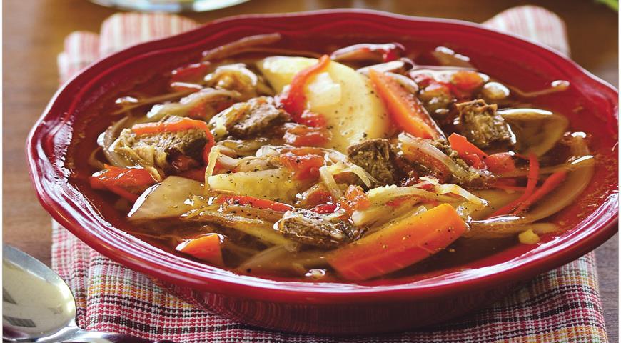 Рецепт Чорба из баранины