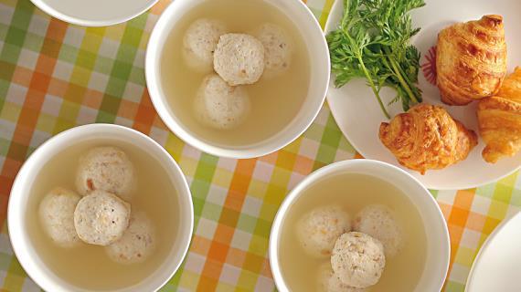 суп с фрикадельками без поджарки пошаговый рецепт с фото