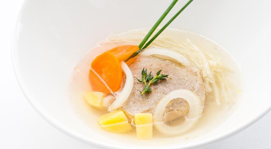 Рецепт Мясной суп