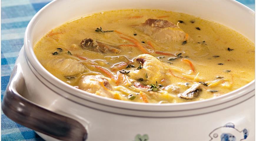 Рецепт Рыбный ватерзой