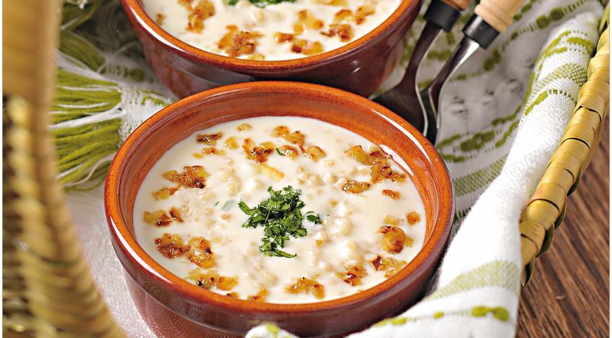 армянский национальный суп