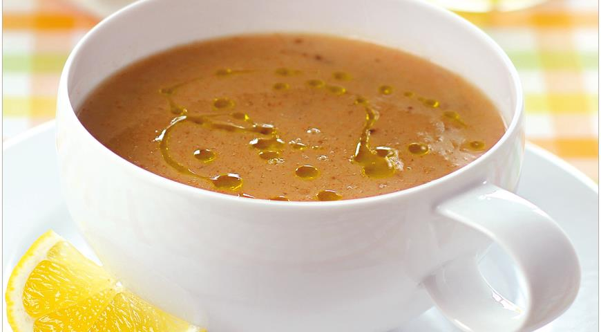 Рецепт Бессара, марокканский бобовый суп