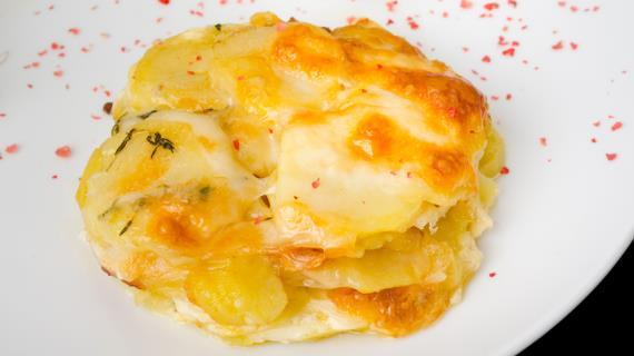 Картофель по-французски рецепт пошагово