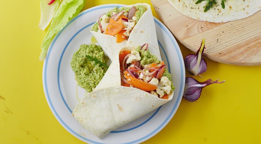 Рецепт Авокадо и овощи, маринованные в остром цитрусовом маринаде