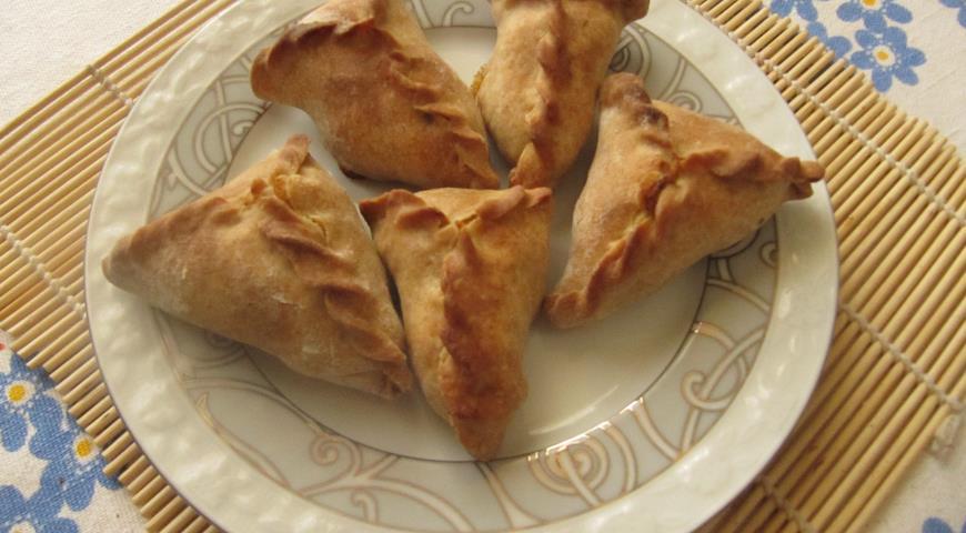 Рецепт Пенджабские самосы
