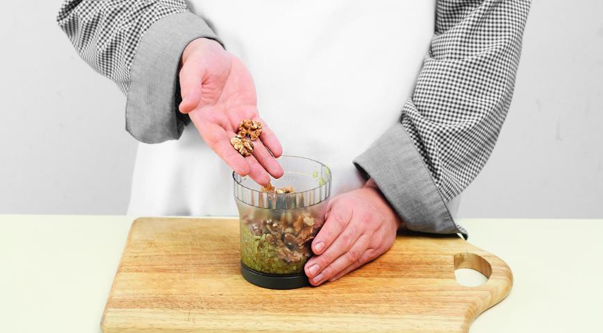 Лобио из красной фасоли, пошаговый рецепт с фото