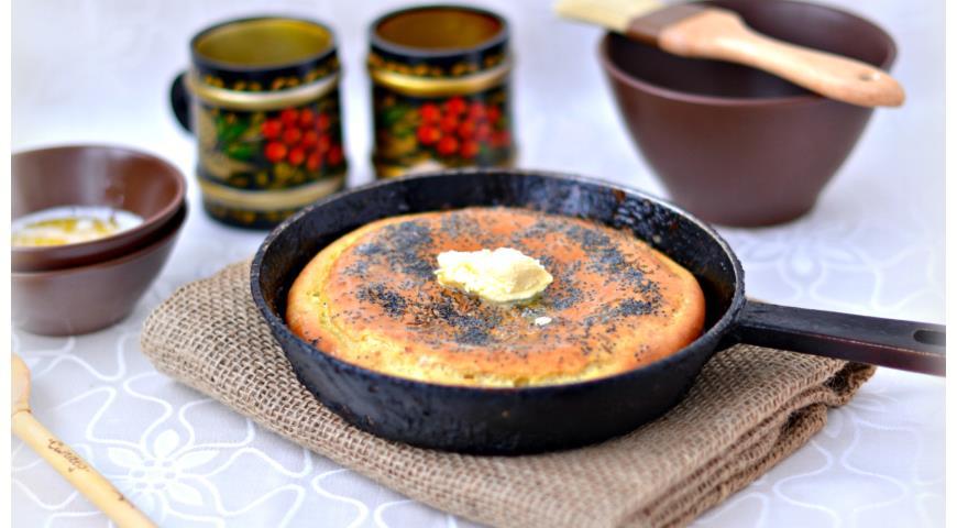 Рецепт Чачоха - белорусский толстый блин