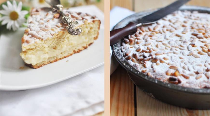 Рецепт Torta della Nonna