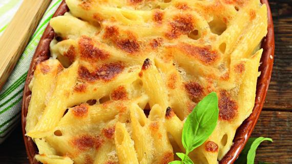 Макароны с сыром рецепт пошагово рецепт