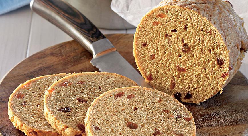 Бостонский темный хлеб, пошаговый рецепт с фото