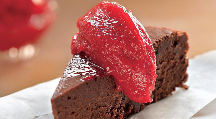 Рецепт Торт шоколадный трюфель