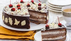 Самые красивые праздничные торты
