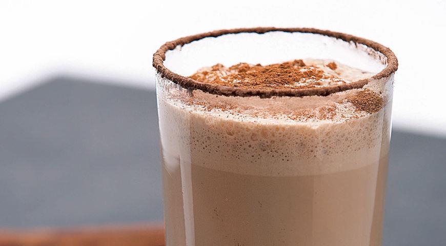 Рецепт Шоколадно-кофейный фраппе