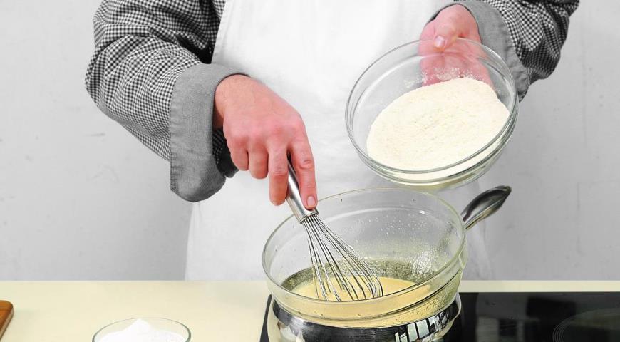 медовый торт со сметанным кремом без водяной бани рецепт