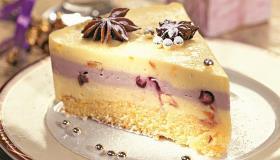 Легкие торты к празднику