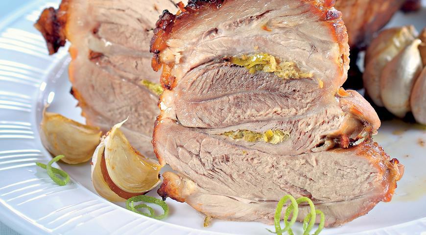 рецепт свиной окорок с фото