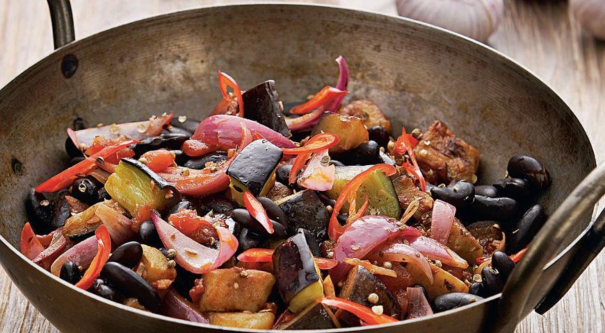 Черная фасоль рецепты приготовления