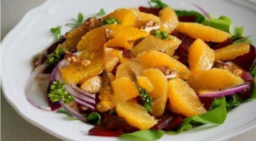 Рецепт Итальянский салат Grazia