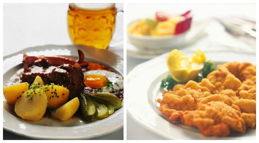 Австрийская кухня что попробовать