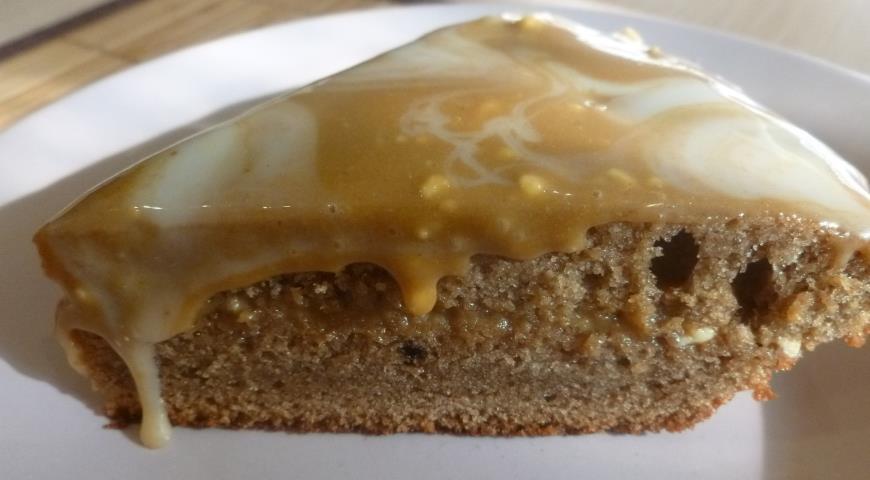 Рецепт Кекс-торт с маскарпоне