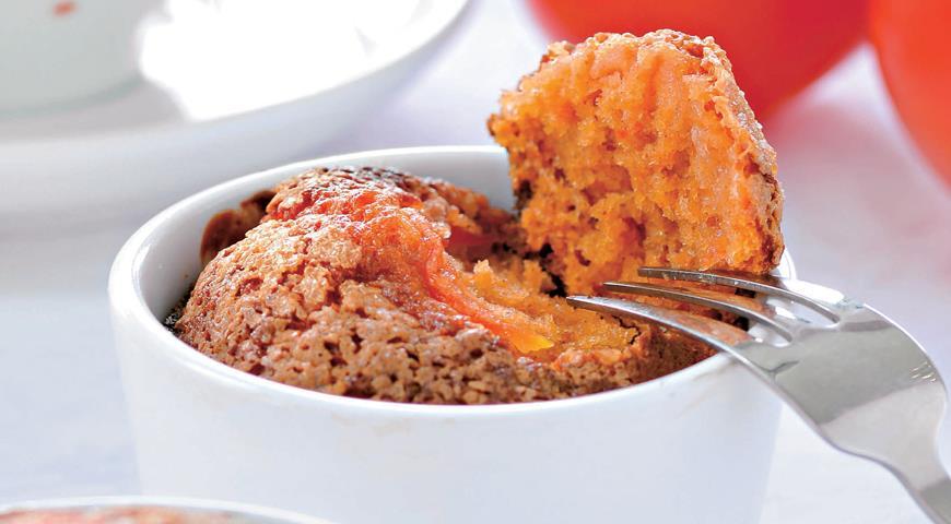 Рецепт Пряные томатные кексики