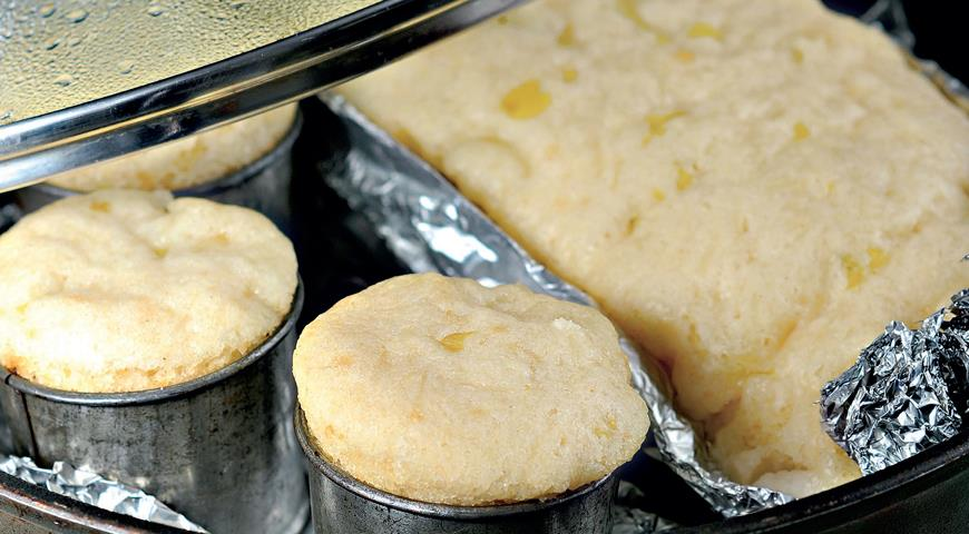 Паровой хлеб с сельдереем