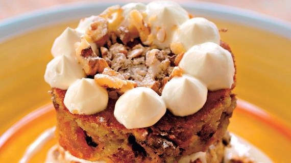 Картофельный торт