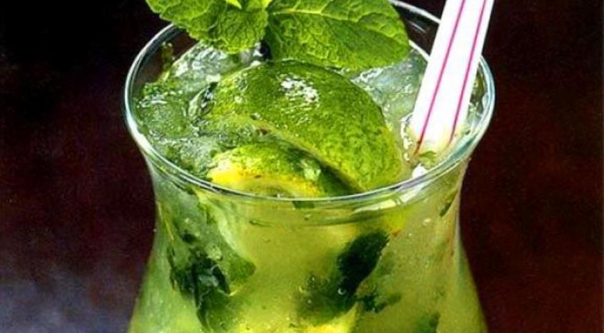 Рецепт Мохито безалкогольный - быстро и вкусно!
